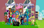 Equestria Girls Chronicles by LytletheLemur