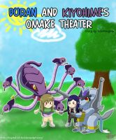 MH Duran and Kiyohime's Omake Theater by Krystal-of-Nol