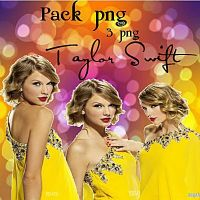Pack png Taylor Swift by Carol05