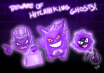 Hitchhiking Ghosts by BeckHop