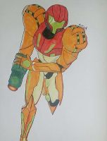 Samus by Ncid