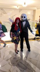 Jack Skellington cosplay by ChozoBoy