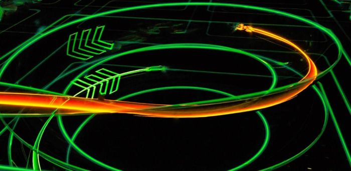 Tron Legacy-Reconfigured Arena by TheRenegade01