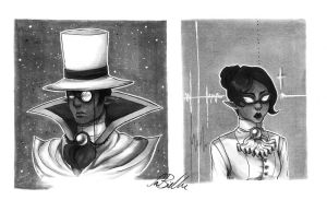 Count and Assistant by LittleSakis-Aubade