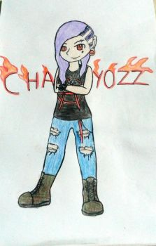 Chayozz  [ new and improved ] by DubstepFreak008