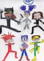 Rugrats + All Grown Up favourites by CH1996ART on DeviantArt