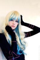 Nia Teppelin the dark 01 by Cra-zy-Frog
