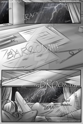 DBZ - Luck is in Soul at Home - Luck 7 Page 1 by RedViolett