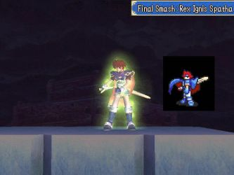 Thany's Roy (new) Final Smash GIF by Thany-the-Furry
