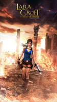 Lara Croft and the Temple of Osiris by FearEffectInferno