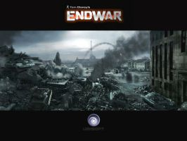EndWar Wallpaper by SacrificialS