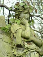 Highgate Angel by maleficent1