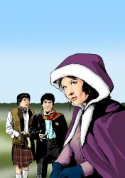 The 12 Doctors Of Christmas: The 2nd Doctor by simonbrett