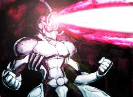 The Bioboosted Armor: Guyver by BiggCaZ