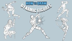 How to Draw Dynamic Figures by robertmarzullo