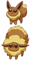 Pokemon - Eevee Poof