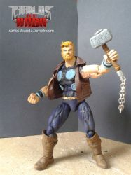 Thunderstrike Custom Action Fig by chachaman