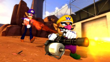 Wario Fortress 2 Re-done by OudieTH