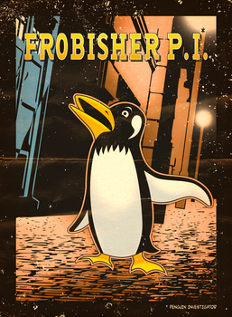 Frobisher P.I. by AbelMvada