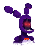 Old bonnie - Fnaf by NekuZ