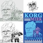 Korg Miek 2020 Process by AlecFritz