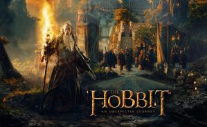 The Hobbit an unexpected journey by ahmetbroge