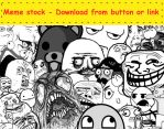 Meme stock - Cuanto cabron by Fractalico