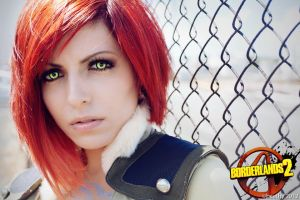 Borderlands 2 - Lilith - 01 - by beethy