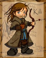 Cute... Kili? by SusiKISS