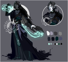 Lich Prince Adopt (AUCTION CLOSED) by Mrakobulka