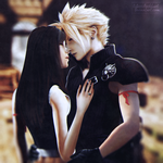 Cloud and Tifa - Close enough by TifaxxLockhart
