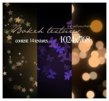 Textures: Bokeh I by sellyourhate