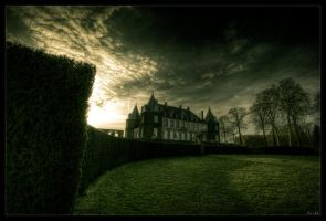 In the country of nightmares by zardo
