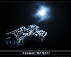 Ancient Bomber Contest Scene 3 by Mallacore