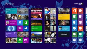 Windows 8 RTM Startscreen Concept 4 - 15/08/2012 by wifun2012