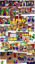 Super Mario Bros. page 54 by Nintendrawer