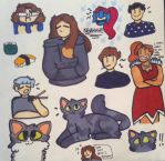 Marker Doodles by pipa00