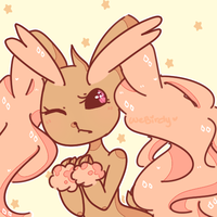 shiny lopunny by Loliitea