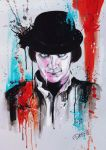 A Clockwork Orange - Alex by DeniseEsposito