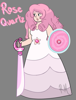 Rose Quartz by Phooma12345