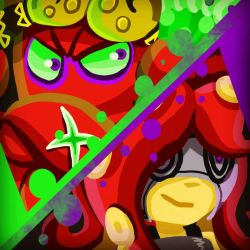 Splatoon Doodle! - The Octo-Empire by SmashPro224