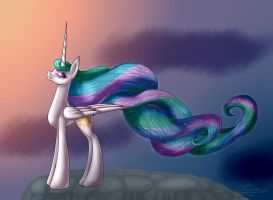 Early Morning Sun by Midlstrit