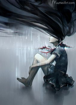 Drowning Me by yuumei