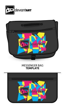 dA Messenger bag in Black by XxBad-Luck-ChildxX