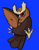 Noctowl by ice-cream-skies