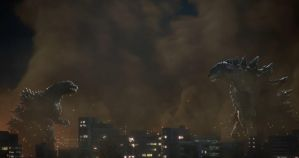 Godzilla: One Shall Stand....One Shall Fall... by sonichedgehog2