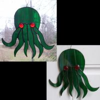 Cthulhu Fhtagn 2 by devilxkat