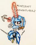 Minecraft Adventures !! by MoonbeamZodiac