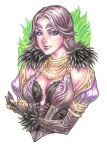 Color Pencil - Mehshy by bluessence