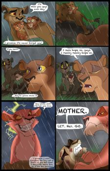 Raised in Hate PG: 60 by Zee-Stitch